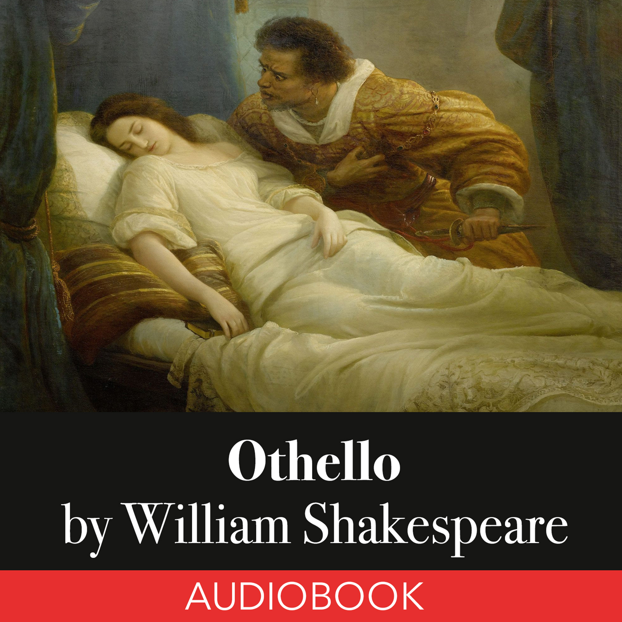 a summary of the play othello by william shakespeare Othello othello character it was the first nearly complete performance of a shakespeare play released the american actor william marshall performed the title.