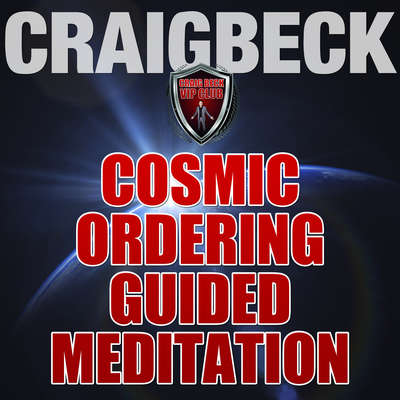 Cosmic Ordering Guided Meditation: Pineal Gland Activation Audiobook, by Craig Beck