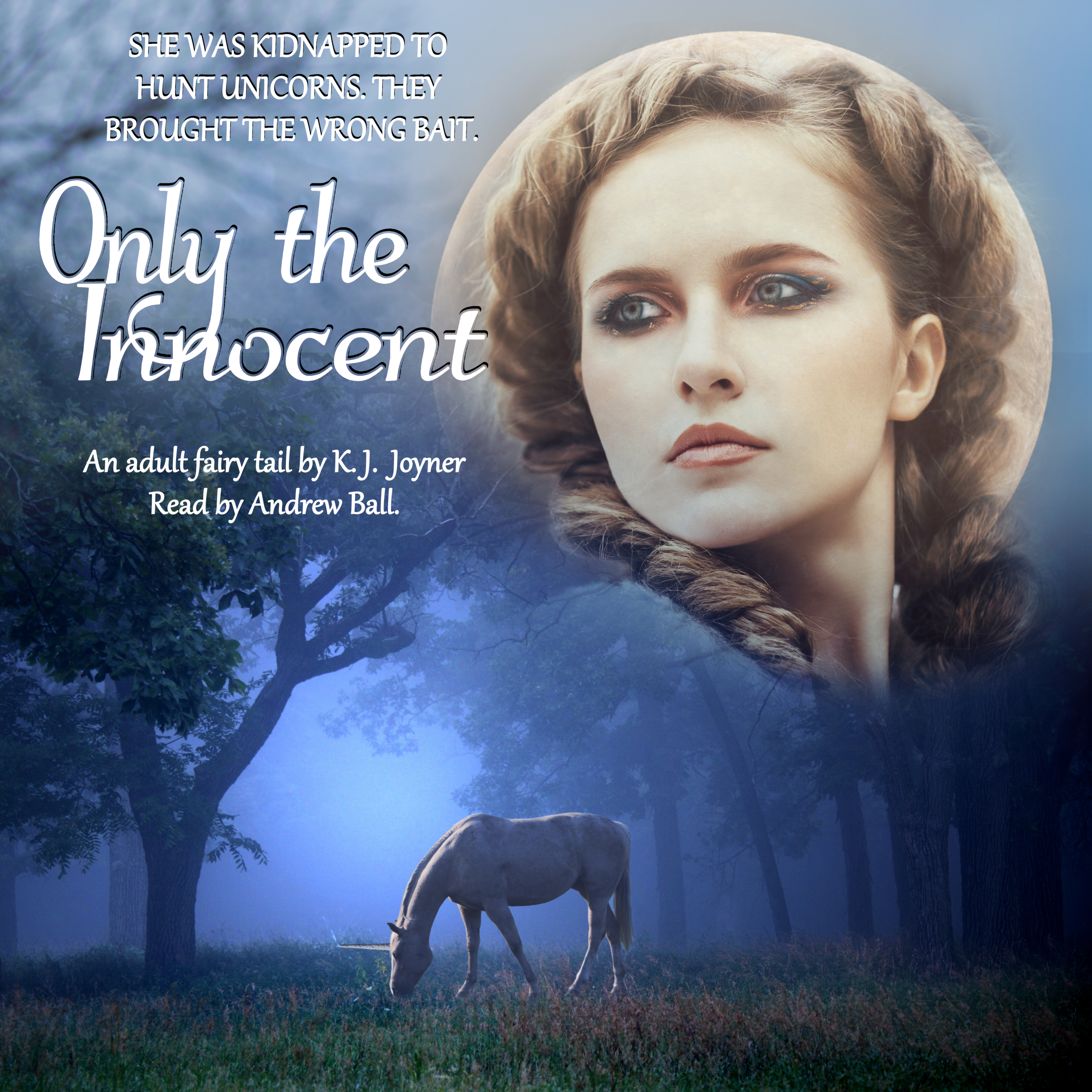 Printable Only the Innocent Audiobook Cover Art