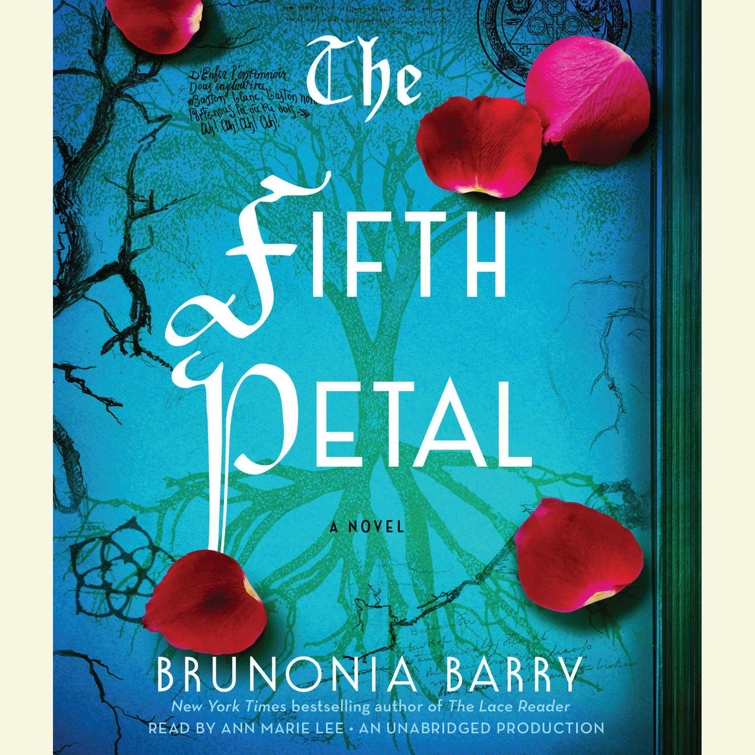 Printable The Fifth Petal: A Novel Audiobook Cover Art