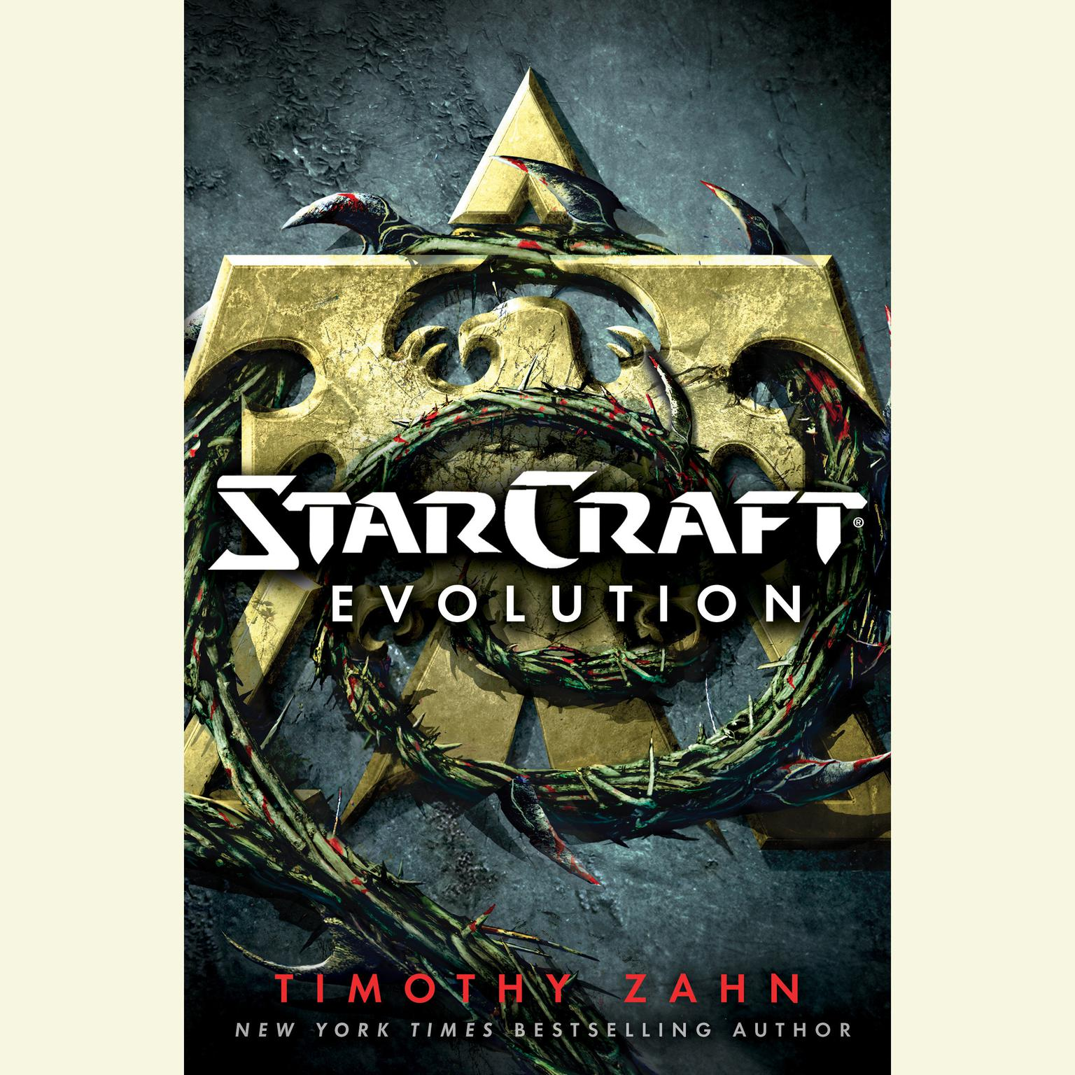 Printable StarCraft: Evolution Audiobook Cover Art