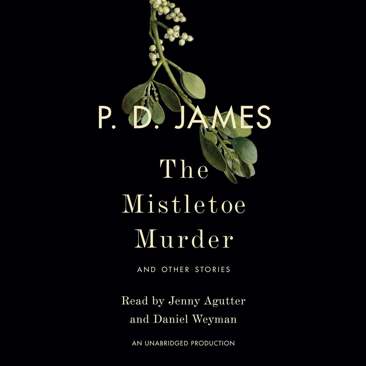 Printable The Mistletoe Murder: And Other Stories Audiobook Cover Art