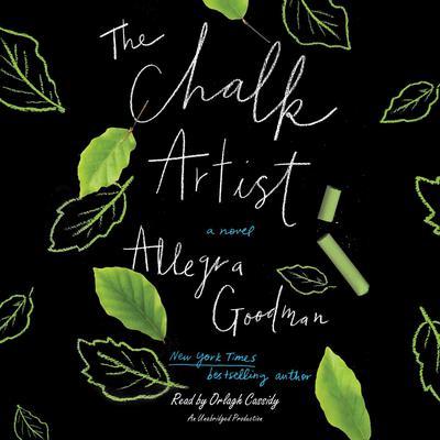 The Chalk Artist: A Novel Audiobook, by Allegra Goodman