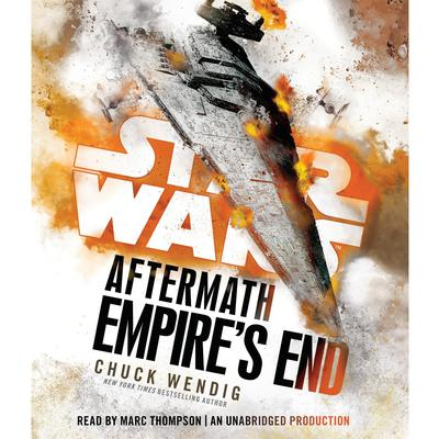 Empire's End: Aftermath Audiobook, by Chuck Wendig