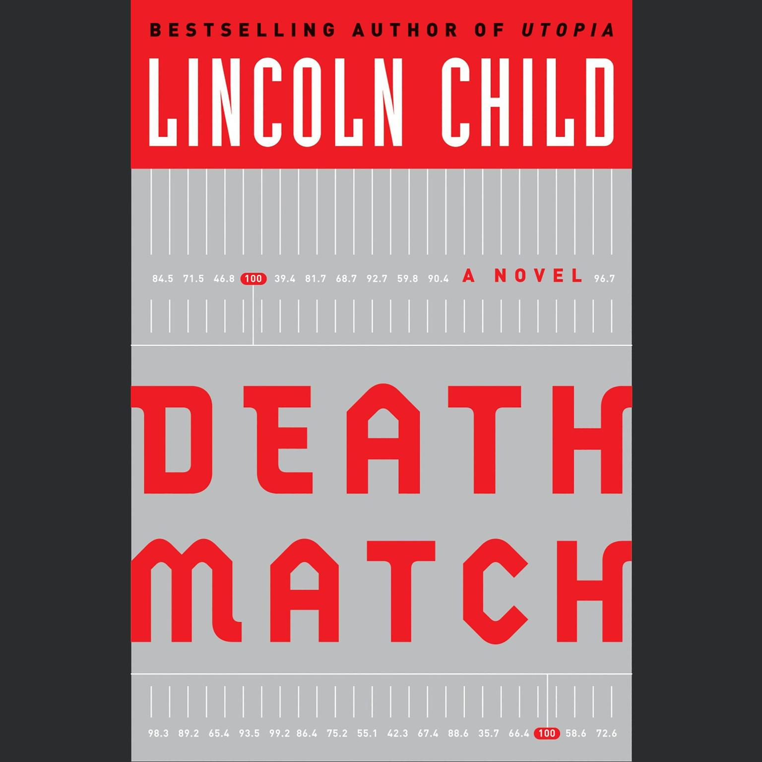 Printable Death Match: A Novel Audiobook Cover Art