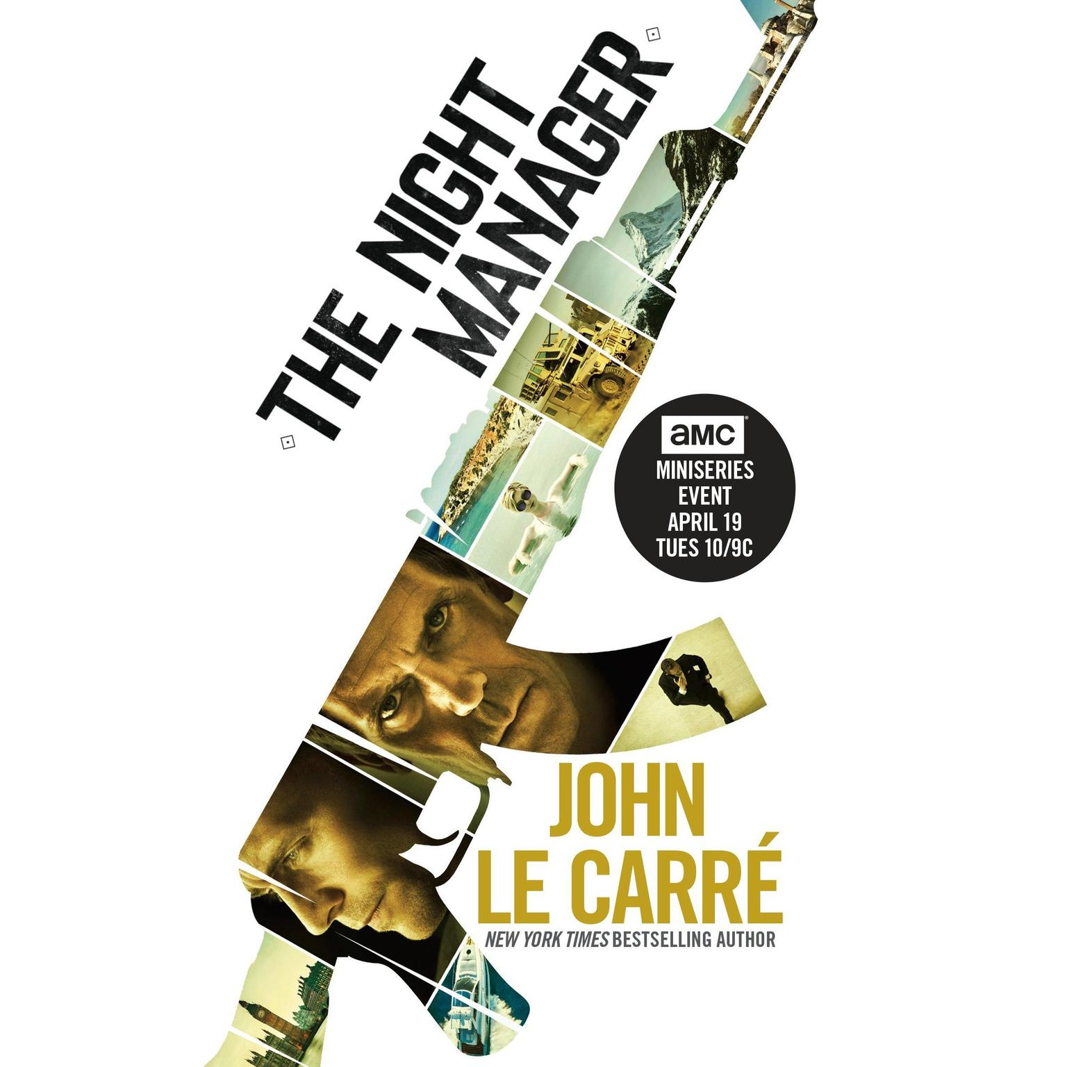 Printable The Night Manager (TV Tie-In Edition): A Novel Audiobook Cover Art