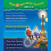 Magic Tree House Collection: Books 33-40, by Mary Pope Osborne