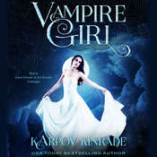 Vampire Girl Audiobook, by Karpov Kinrade