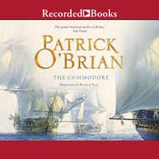 The Commodore Audiobook, by Patrick O'Brian