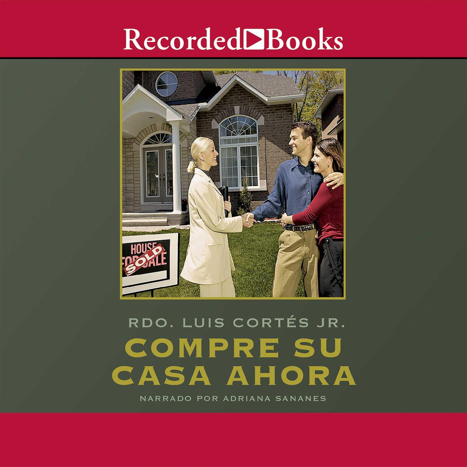 Printable Compre su casa ahora Audiobook Cover Art