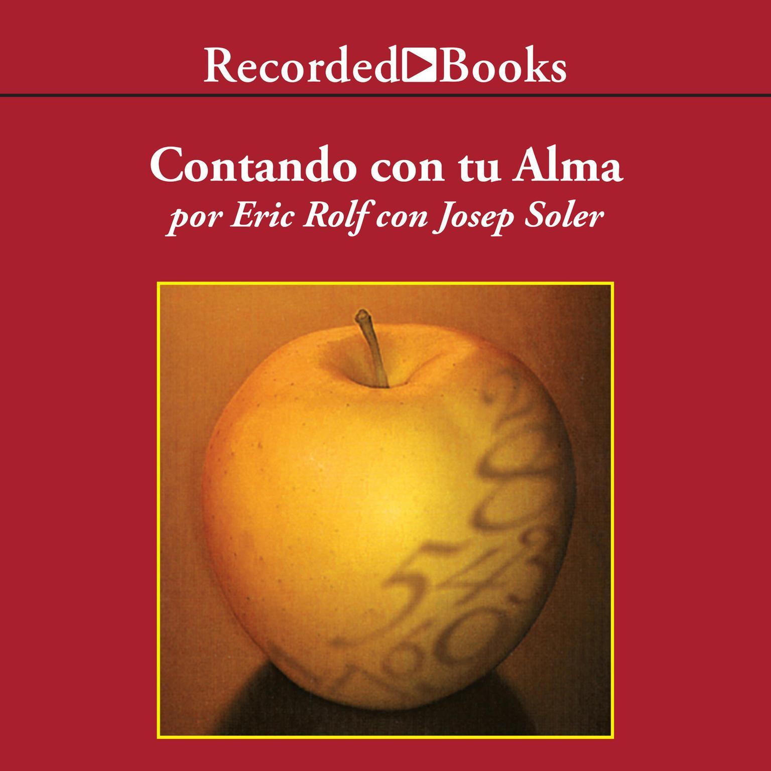 Printable Contando con Tu Alma: Tu Camino a Traves de la Numerologia del Alma Audiobook Cover Art