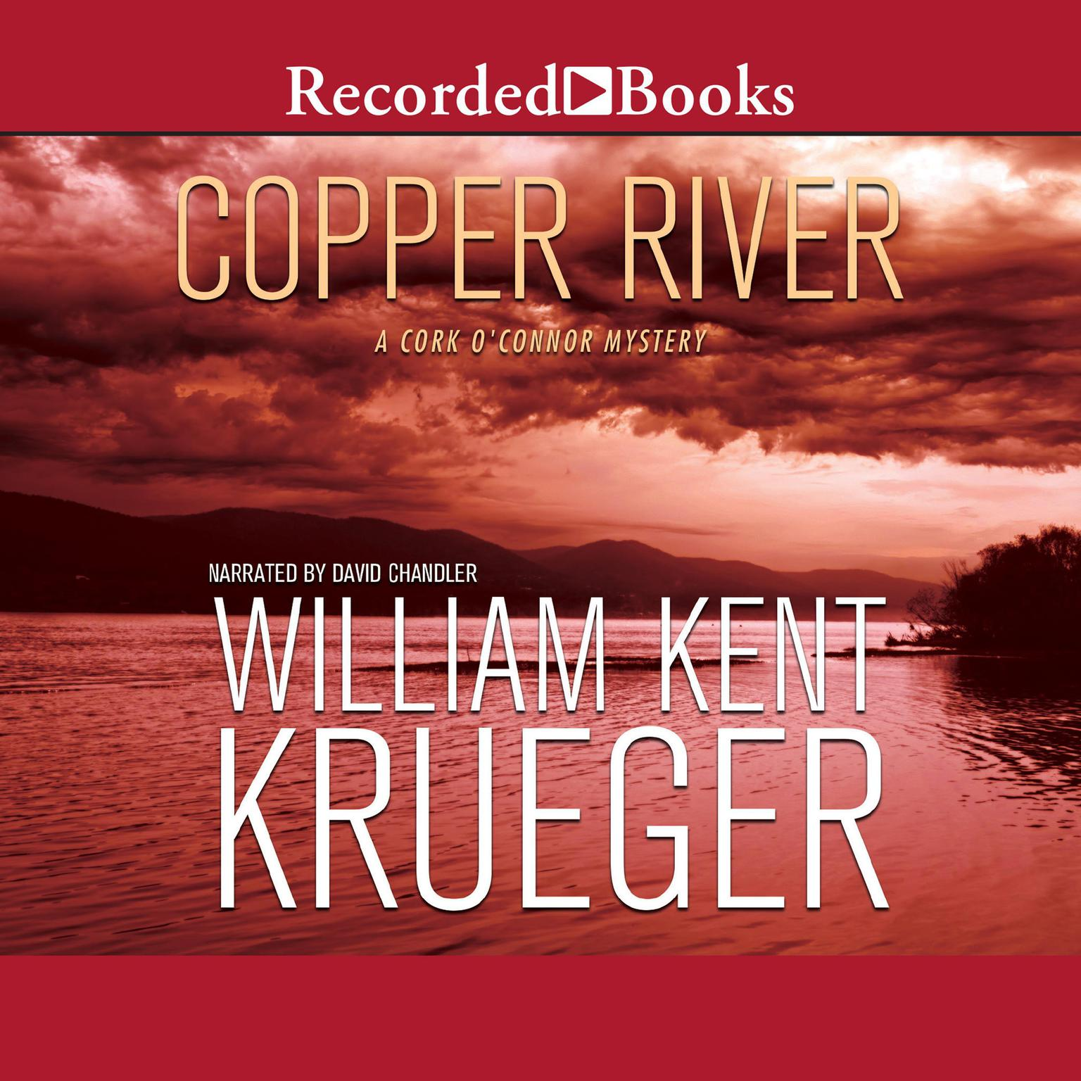 Printable Copper River: A Cork O'Connor Mystery Audiobook Cover Art