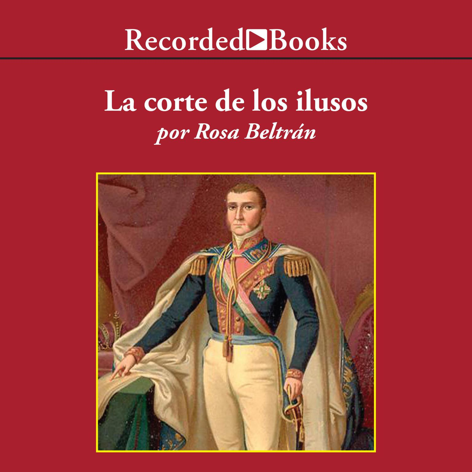 Printable corte de los ilusos, La Audiobook Cover Art