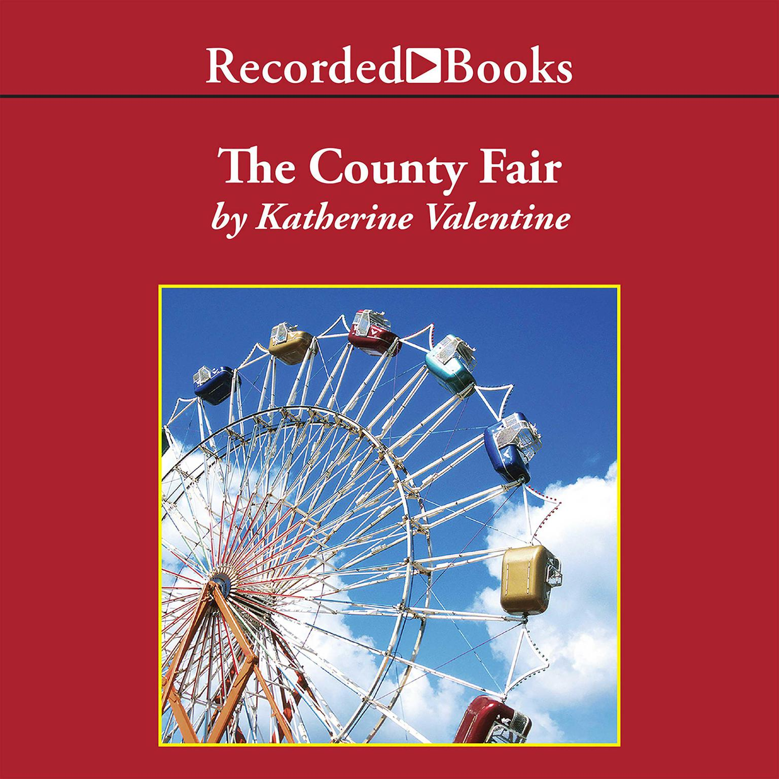 Printable The County Fair Audiobook Cover Art
