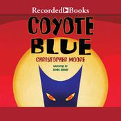 Coyote Blue Audiobook, by Christopher Moore