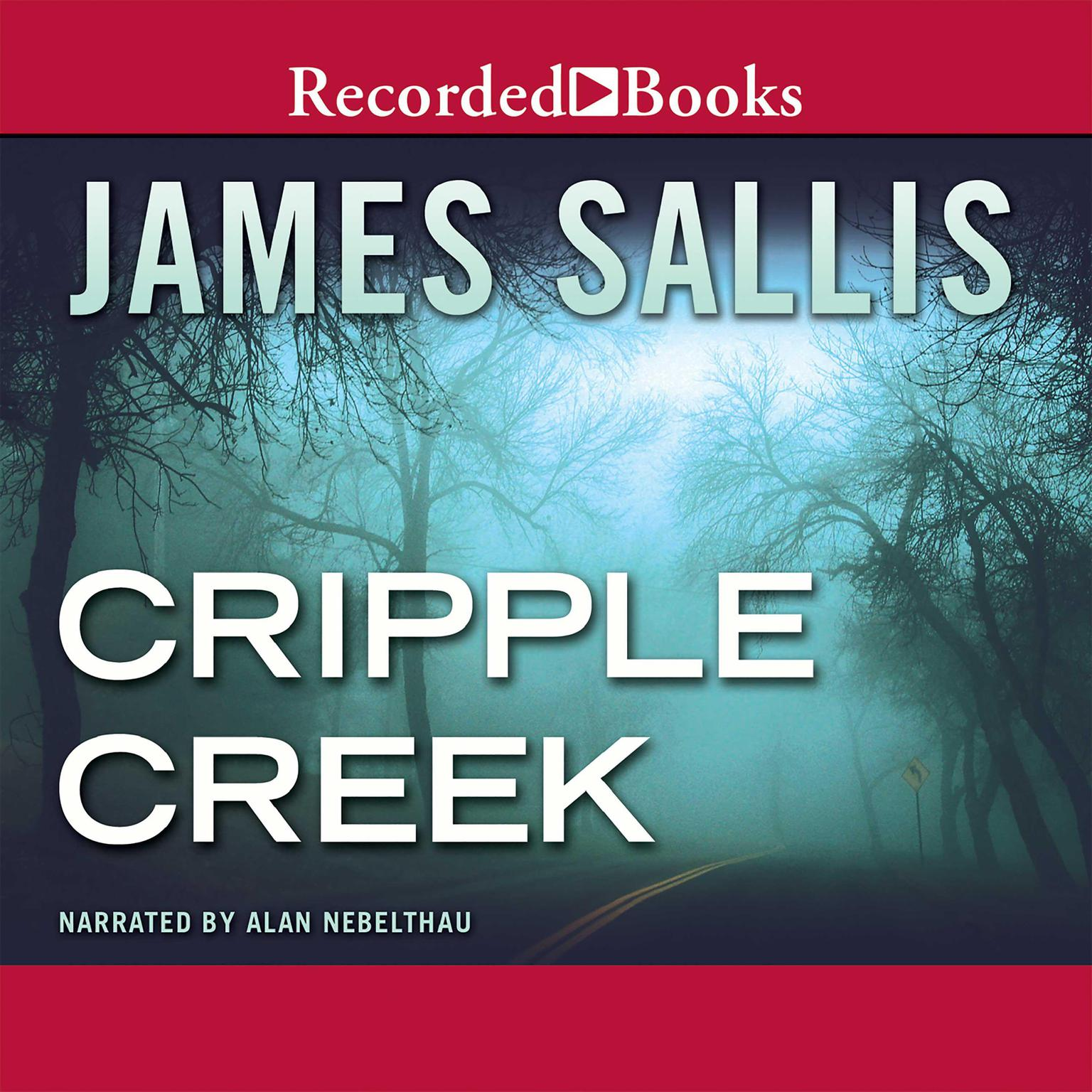 Printable Cripple Creek Audiobook Cover Art