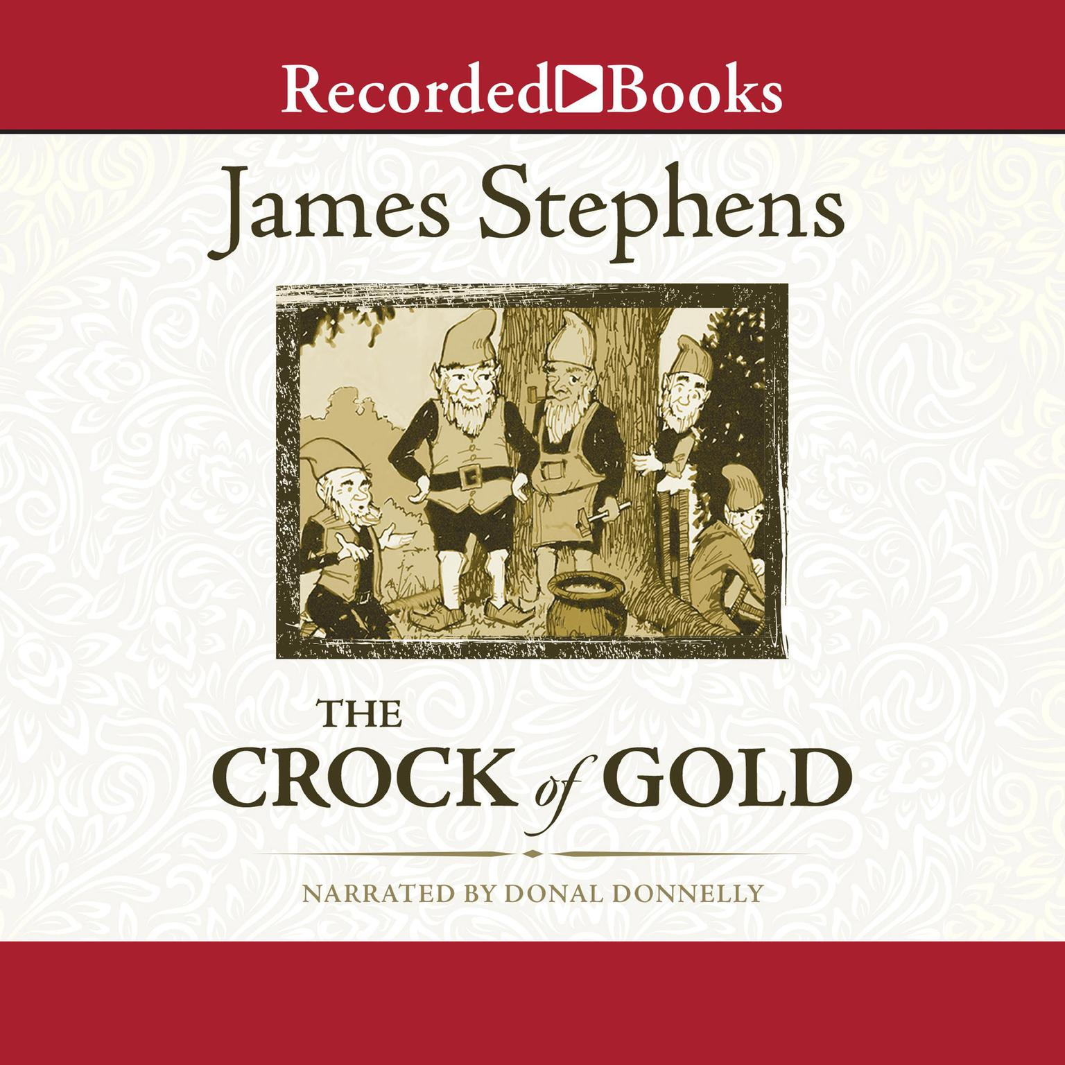 Printable The Crock of Gold Audiobook Cover Art
