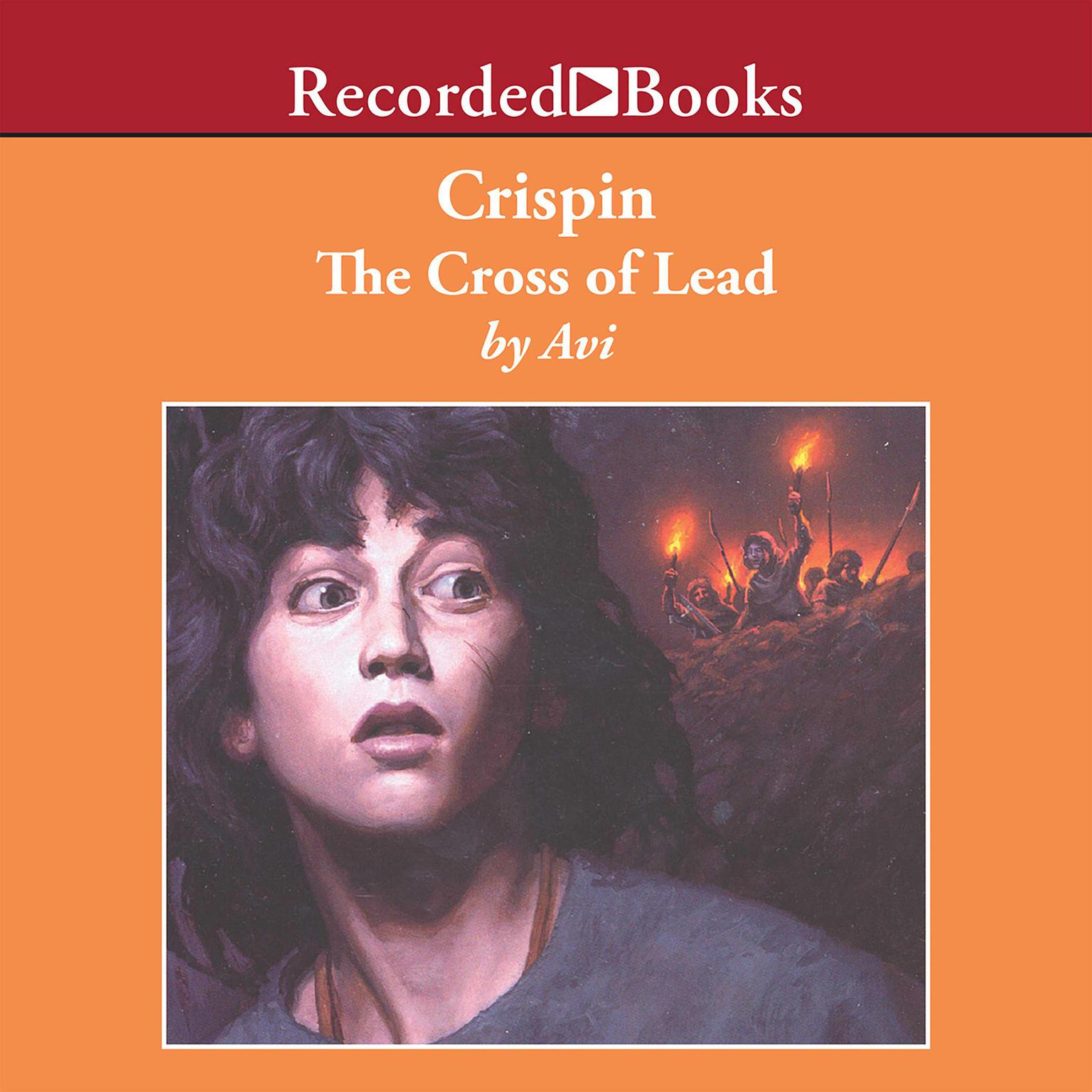 Printable Crispin: The Cross of Lead Audiobook Cover Art