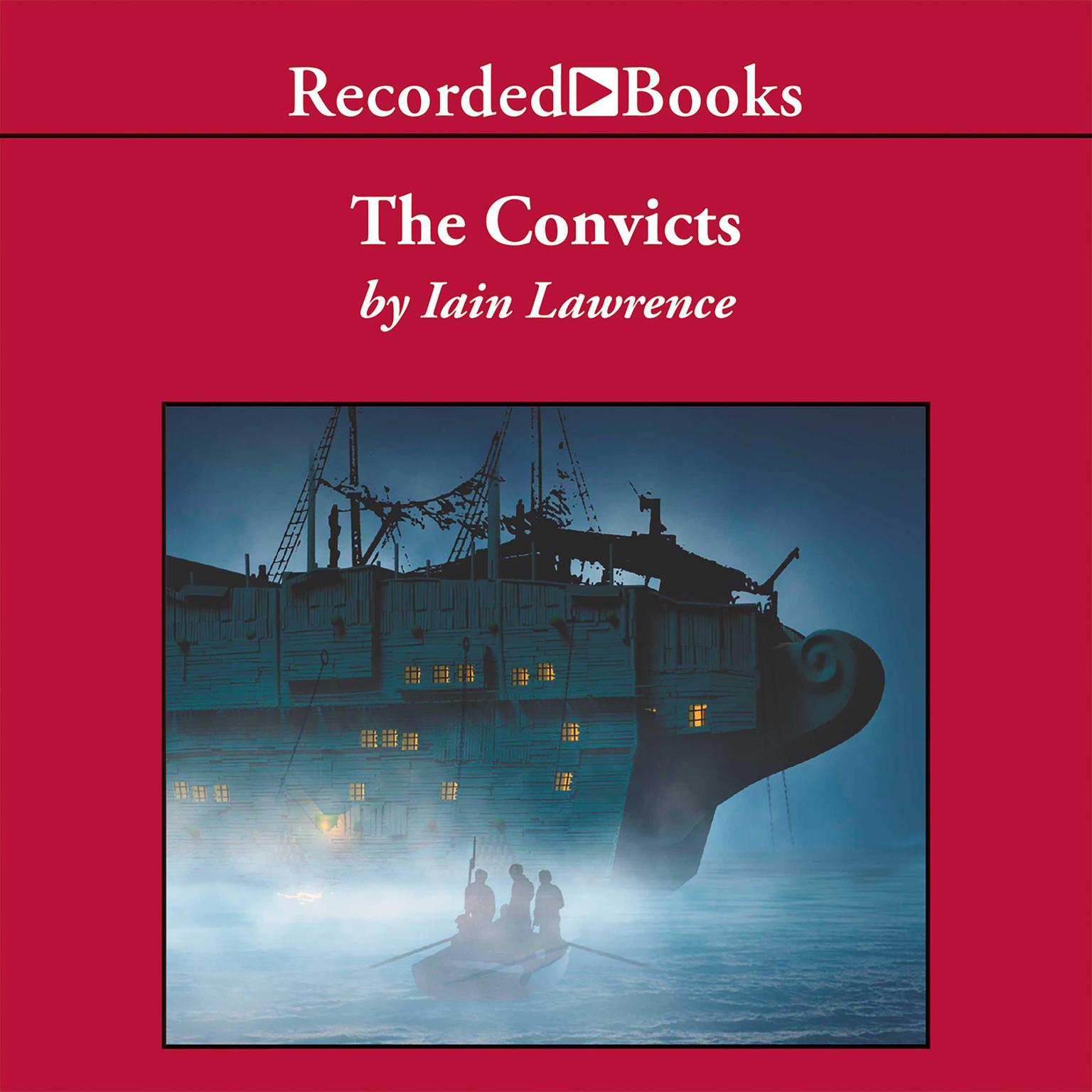 Printable The Convicts Audiobook Cover Art