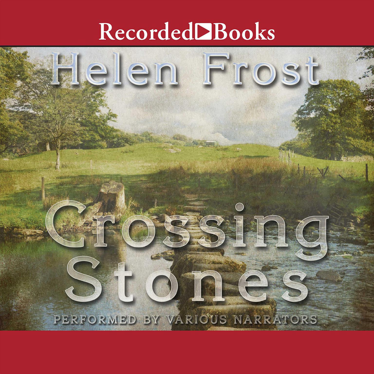 Printable Crossing Stones Audiobook Cover Art