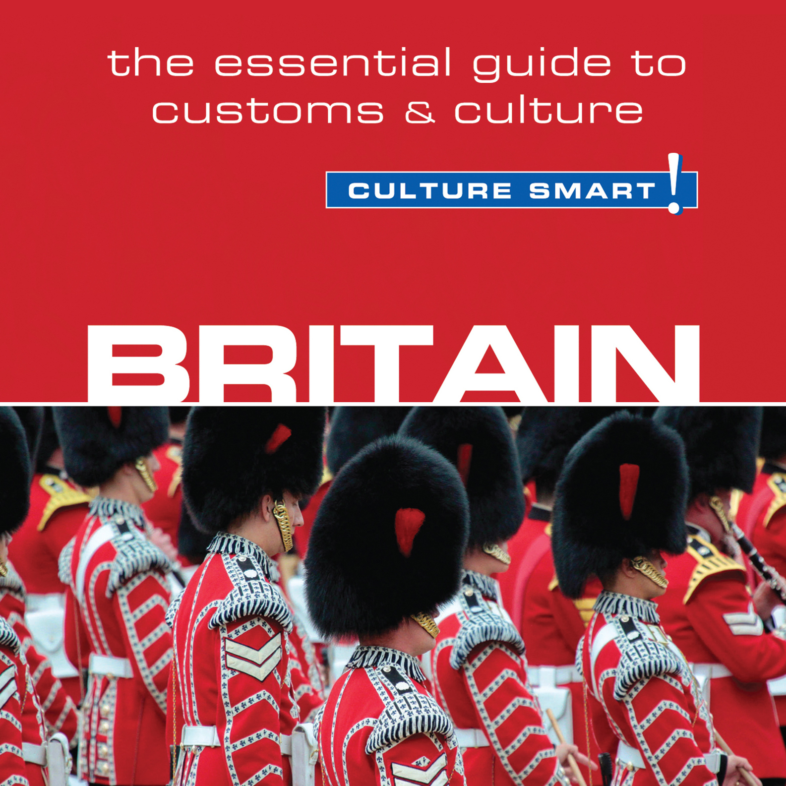 Printable Britain - Culture Smart!: The Essential Guide to Customs & Culture Audiobook Cover Art