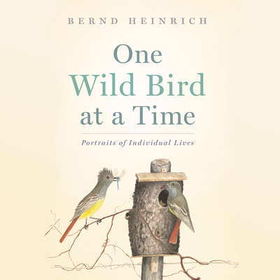 One Wild Bird at a Time: Portraits of Individual Lives Audiobook, by Bernd Heinrich