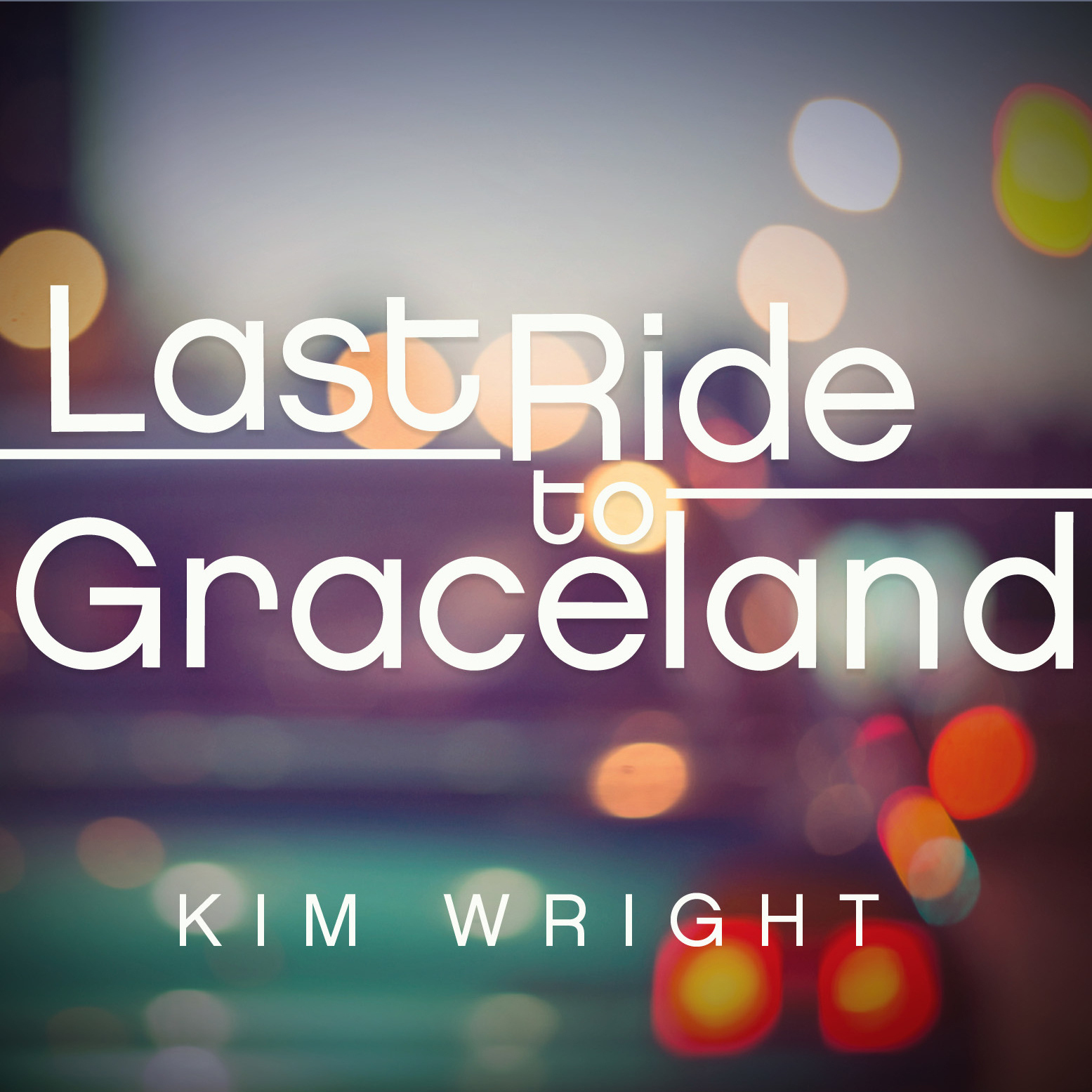 Printable Last Ride to Graceland Audiobook Cover Art