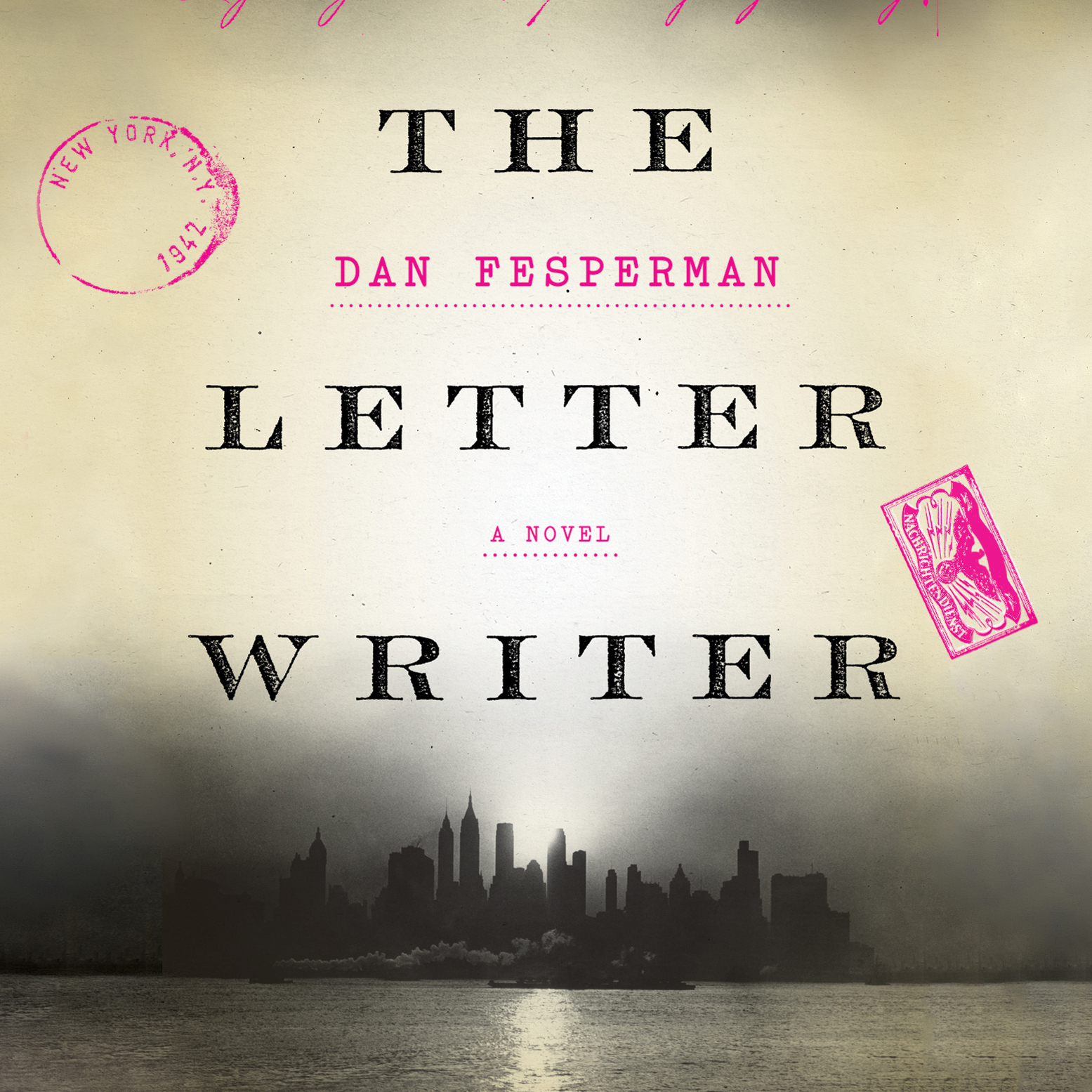 Printable The Letter Writer: A Novel Audiobook Cover Art