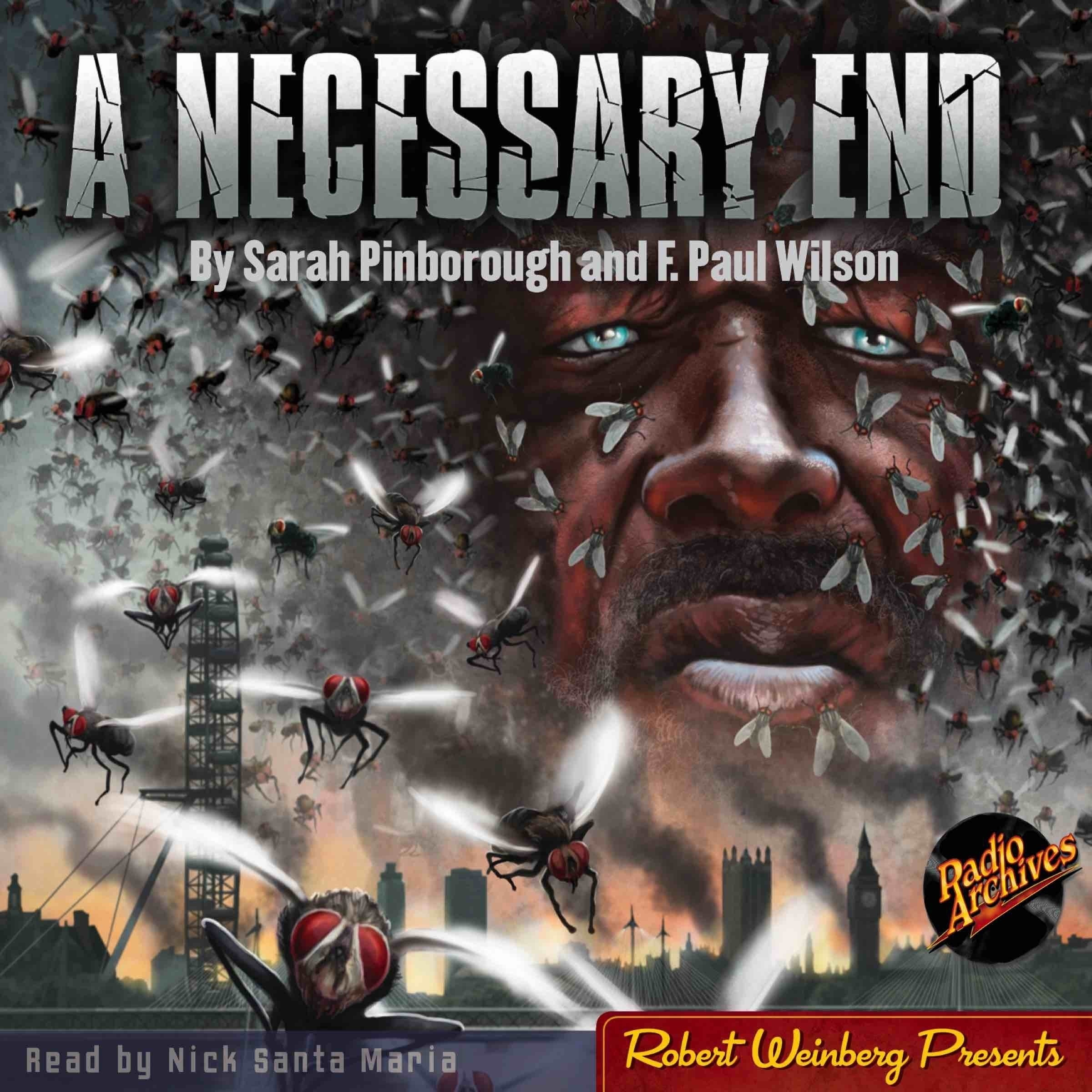 Printable A Necessary End Audiobook Cover Art