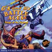 G-8 and His Battle Aces #58: Fangs of the Serpent, by Robert J. Hogan