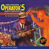 Operator #5 V4: The Melting Death, by Curtis Steele