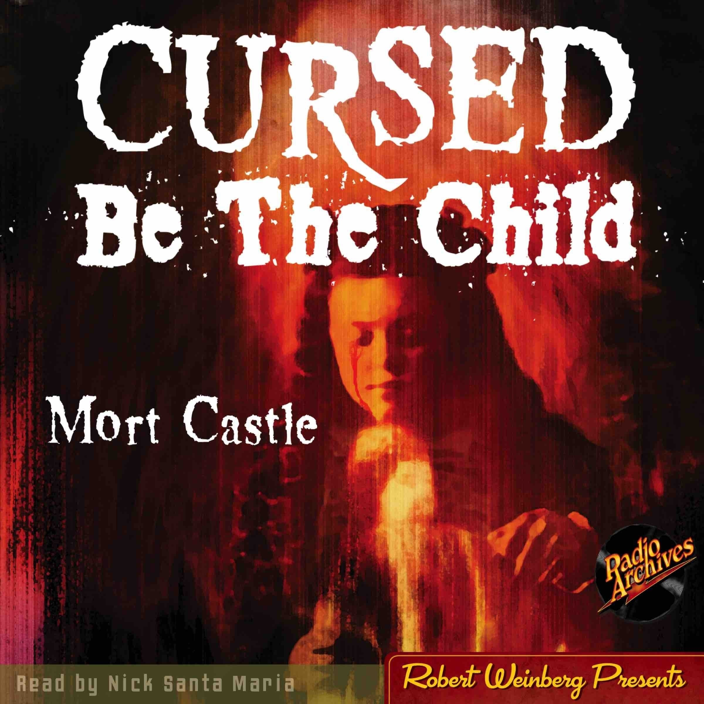 Printable Cursed Be the Child Audiobook Cover Art