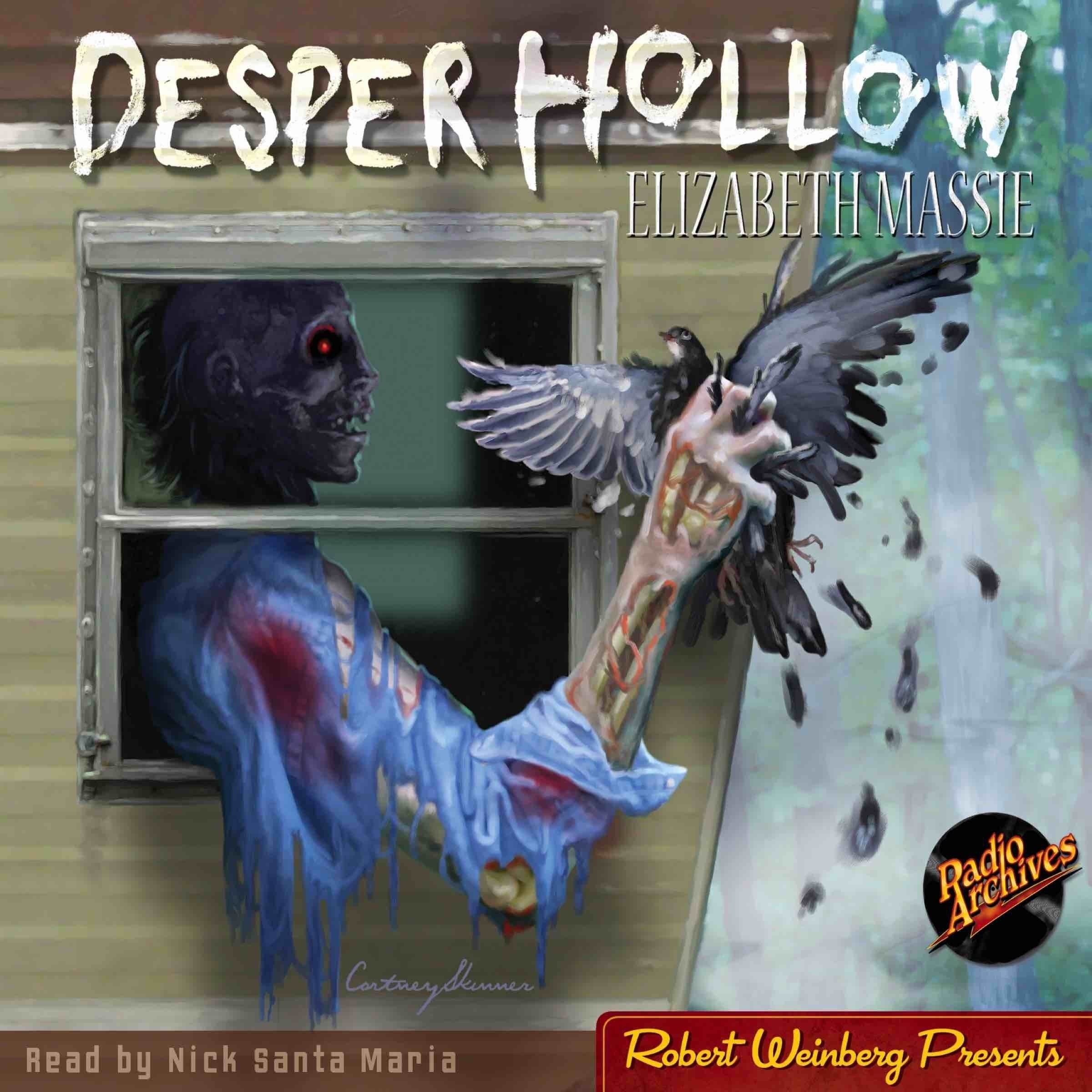 Printable Desper Hollow Audiobook Cover Art