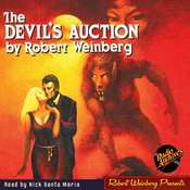 The Devils Auction Audiobook, by Robert Weinberg