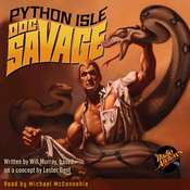 Doc Savage #2: Python Isle, by Will Murray