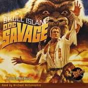 Doc Savage #3: Skull Island Audiobook, by Will Murray
