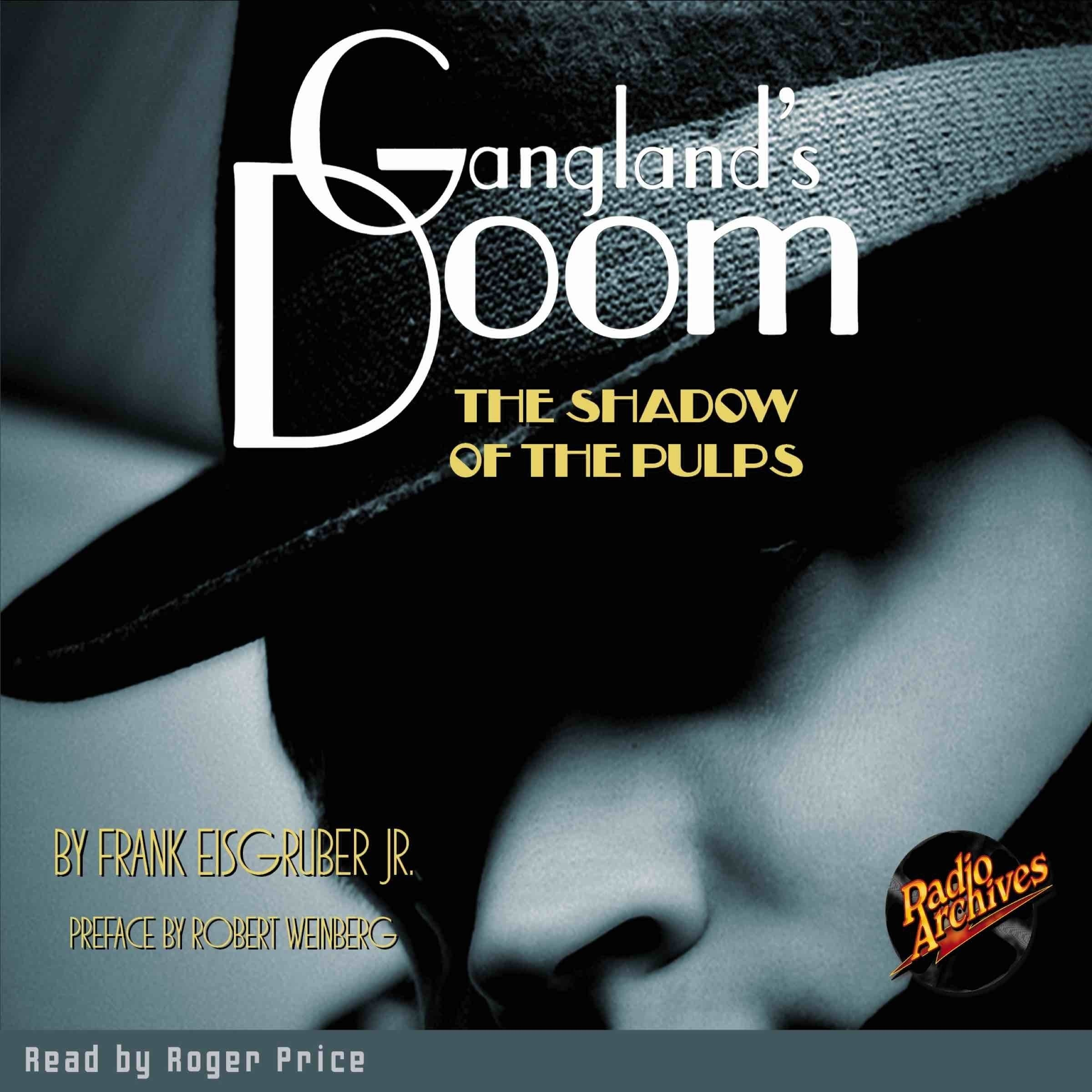 Printable Gangland's Doom: The Shadow of the Pulps Audiobook Cover Art
