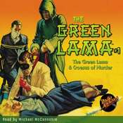 The Green Lama #1: The Green Lama & Croesus of Murder, by Richard Foster