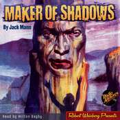 Maker of Shadows, by Jack Mann