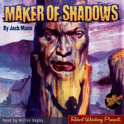 Maker of Shadows Audiobook, by Jack Mann