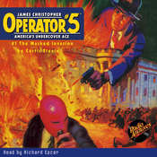 Operator #5 V1: The Masked Invasion, by Curtis Steele
