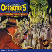 Operator #5 V12: The Army of the Dead Audiobook, by Curtis Steele