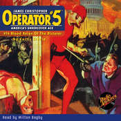 Operator #5 V14: Blood Reign of the Dictator Audiobook, by Curtis Steele