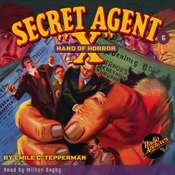 Secret Agent X: Hand of Horror, by Paul Chadwick
