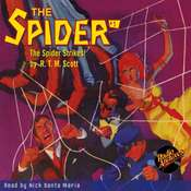 Spider #1, The: The Spider Strikes, by R.T.M. Scott