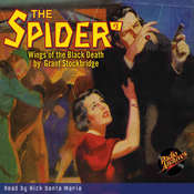 Spider #3, The: Wings of the Black Death Audiobook, by Grant Stockbridge