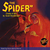 Spider #6, The: The Citadel of Hell Audiobook, by Grant Stockbridge