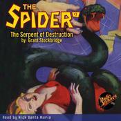 Spider #7, The: Serpent of Destruction, by Grant Stockbridge