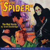 Spider #8, The: The Mad Horde, by Grant Stockbridge