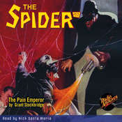 Spider #17, The: The Pain Emperor Audiobook, by Grant Stockbridge